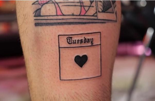 Dolan Brother's tattoos
