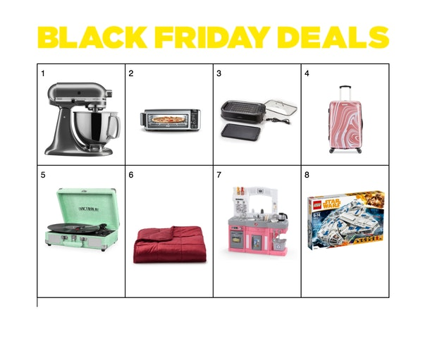 Kohl's Black Friday ad includes major discounts on your fave products.