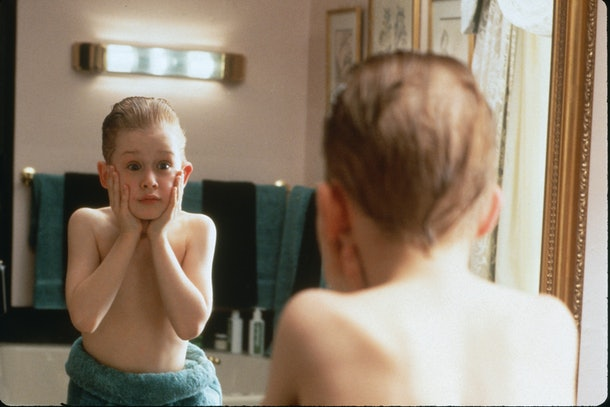 Kevin in 'Home Alone'