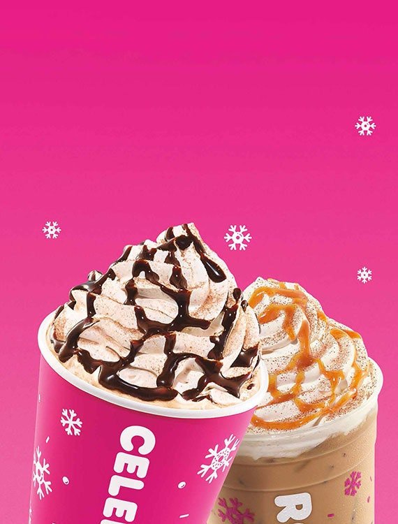 Dunkin's Holiday 2019 Drinks are the sweetest thing you'll taste all season, with five different coffee flavors to choose from.