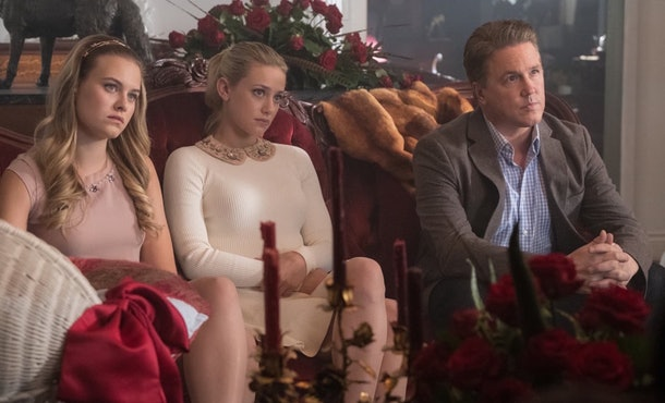 "Betty fears that the Cooper family carries ""serial killer genes"" on 'Riverdale.'"