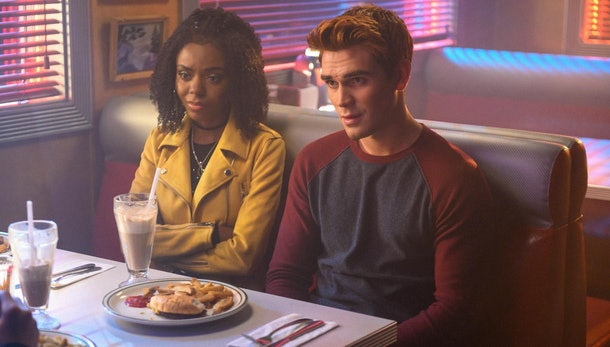 Archie and Josie dated in the third season of 'Riverdale.'