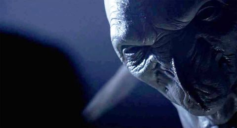 'AHS: Asylum' introduced aliens, which have yet to return to the series.