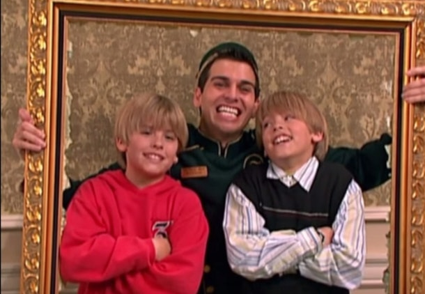 Zack, Esteban, and Cody