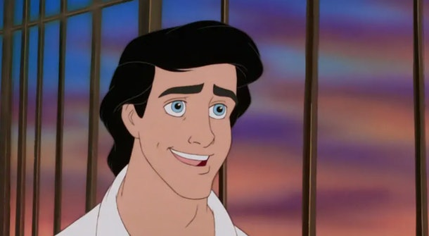 Prince Eric in 'The Little Mermaid'