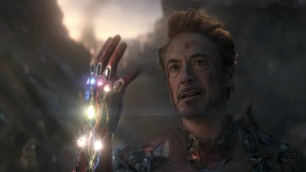 Tony Stark sacrificed himself to save the world with a snap in 'Avengers: Endgame.'