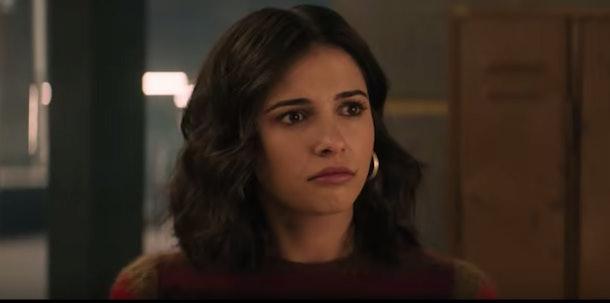 Naomi Scott as Elena in 'Charlie's Angels'