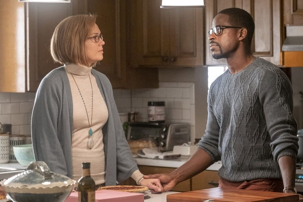 Rebecca and Randall in This is Us