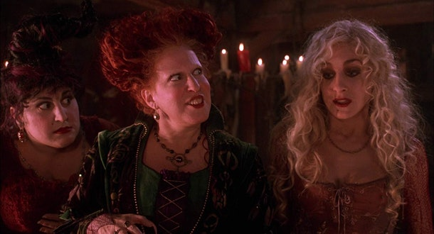 Does Sarah Jessica Parker's 'Hocus Pocus 2' comment mean that the three original 'Hocus Pocus' actors will sign on for the project?