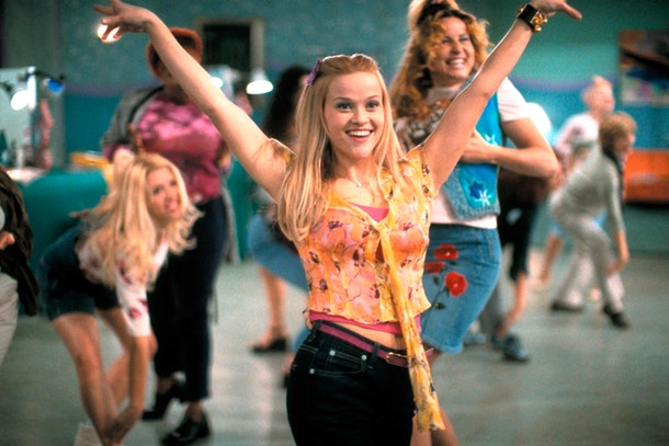 Legally Blonde is one of the best movies about moving on after a breakup