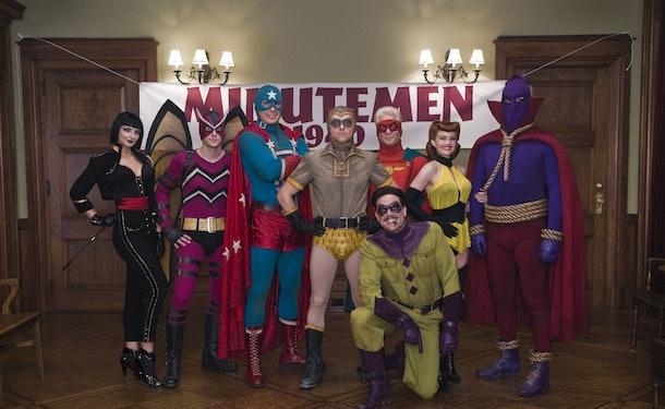 2009 Watchmen movie