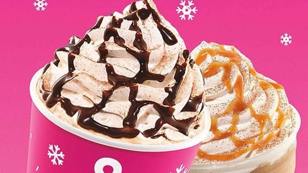 Dunkin's Black Friday 2019 Sale Includes Free Gift Cards & $2 Coffees, plus you can get happy hour all through December.