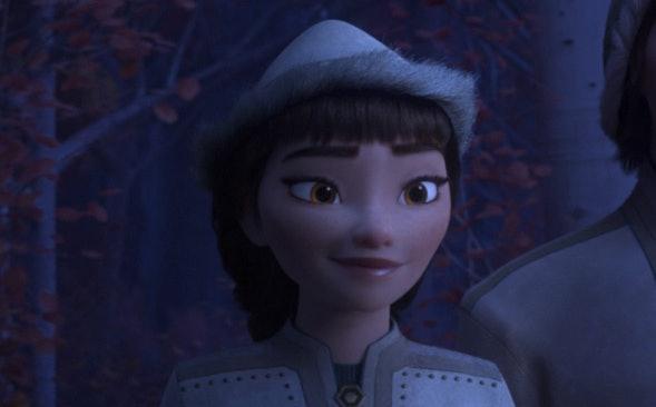 Honeymaren in 'Frozen 2'