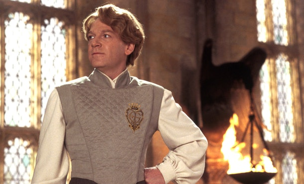 Hugh Grant was originally cast as Gilderoy Lockhart in the 'Harry Potter' movies.