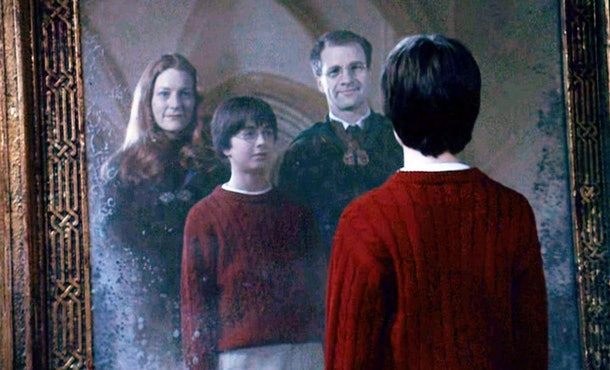 J. K. Rowling was offered the role of Lily Potter in the 'Harry Potter' movies.