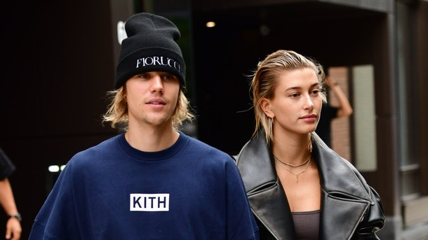 Justin Bieber Nearly Ruined Hailey Baldwin's Wedding Dress with a black Sharpie.