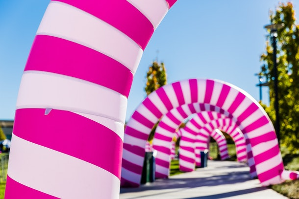 Event Designer Edward Perotti Throws A 'Candy Land'-themed Party With Nick Jonas