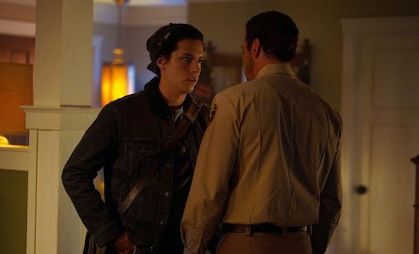 Flash-forwards throughout 'Riverdale' Season 4 seem to be teasing Jughead's death.