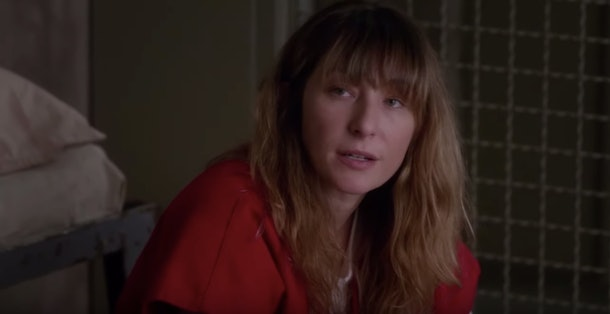 Meredith's cellmate Paula on 'Grey's Anatomy'