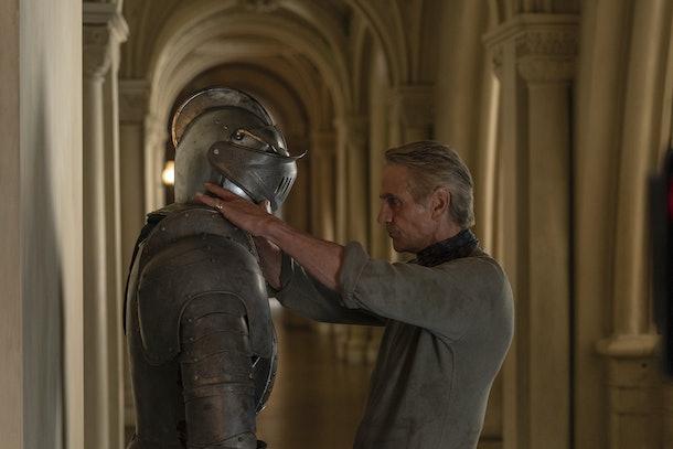 Adrian Veidt on Watchmen