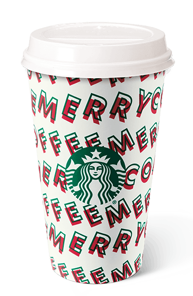 Starbucks' Holida 2019 cup designs are full of seasonal cheer. The company has also brought back its reusable holiday cup.