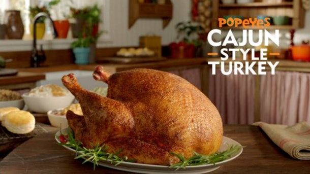 Will Popeyes be open on Thanksgiving? If yours isn't you can still purchase a Popeyes' Cajun Style Turkey for Nov. 28.