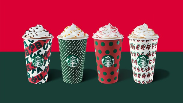 Starbucks free reusable red cup is coming back for the holidays, along with four new cup designs.