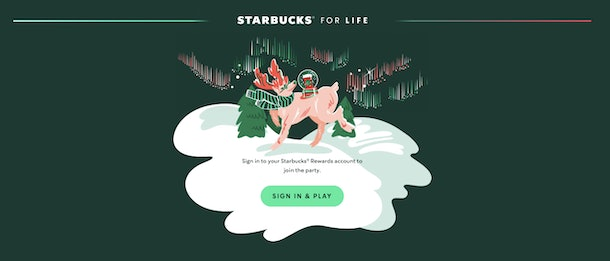 These Starbucks For Life Prizes