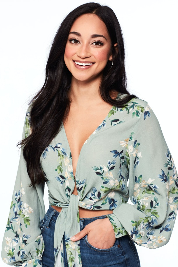 Victoria F. on 'The Bachelor'