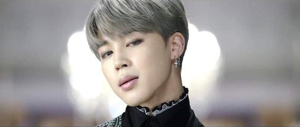 BTS' Jin Has Two Piercings