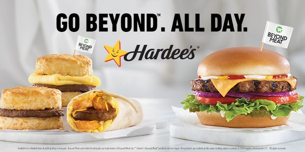 These Carl's Jr. and Hardee's Beyond Meat all-day menus will have you ready for every meal.