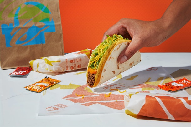 Taco Bell's $1 Double Stacked Tacos are returning on Dec. 26, including two new flavors you didn't know you needed.