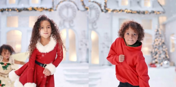 """Mariah Carey's New """"All I Want For Christmas Is You"""" video is the best way to complete your holiday season."""