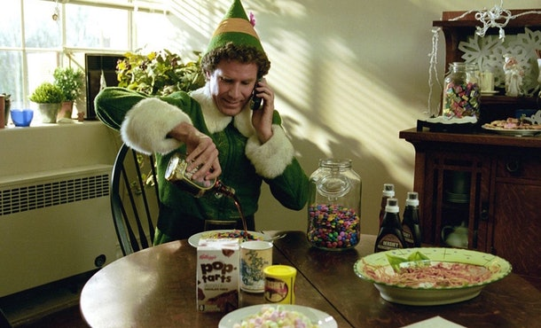 Will Ferrell stars as Buddy in 'Elf.'