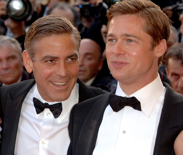 George Clooney is one of the people Jennifer Aniston & Brad Pitt Have In Common