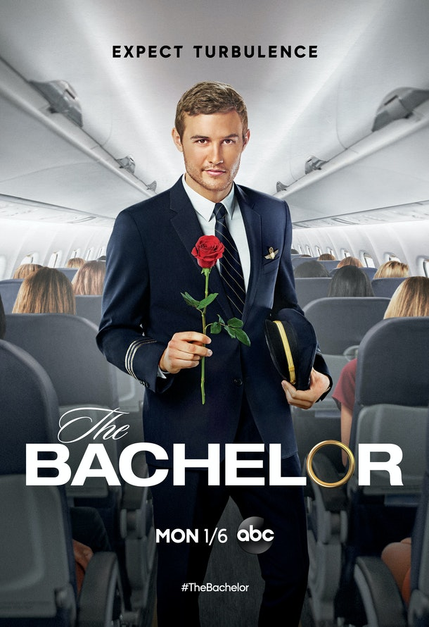 Pilot Pete on 'The Bachelor'