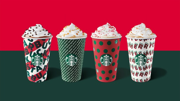 Starbucks' Dec. 5 Happy Hour deal is valid for any handcrafted Grande or larger drink.
