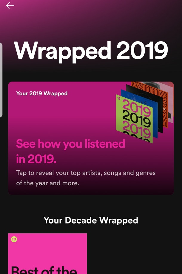 How To Find Your Top Spotify Songs Of 2019 to compare your top songs to the rest of the world.