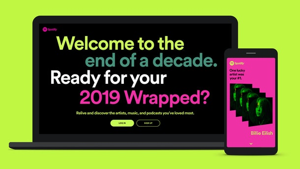 Spotify Wrapped 2019 playlist is here