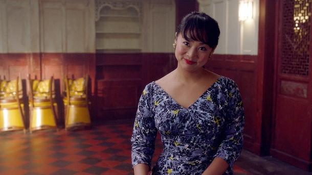 Mei begins dating Joel in 'Marvelous Mrs. Maisel' Season 3.