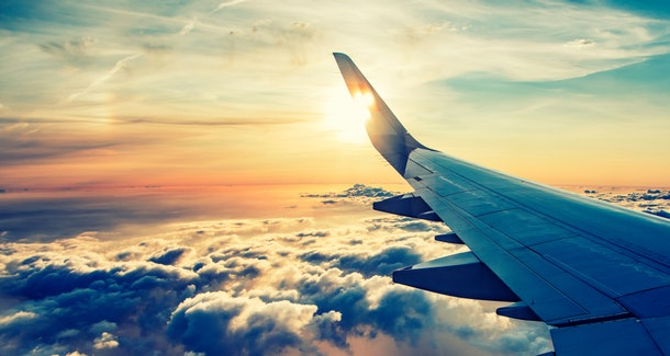 Black Friday flight deals are great for international flights.