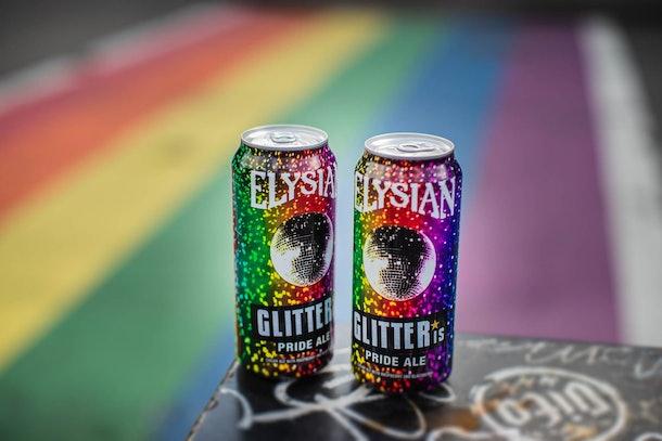 Courtesy Auto Sales >> Elysian Brewing's GLITTERis Pride Ale 2019 Release Features A Jonathan Van Ness Partnership