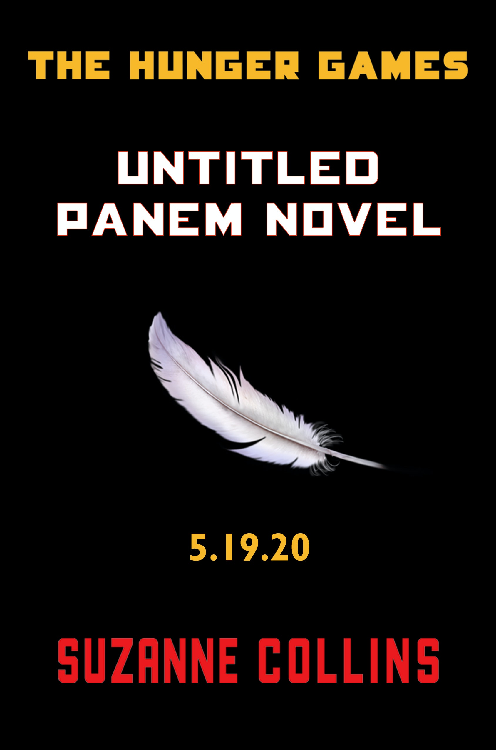 A 'Hunger Games' Prequel Novel Is Coming In 2020 - News Need