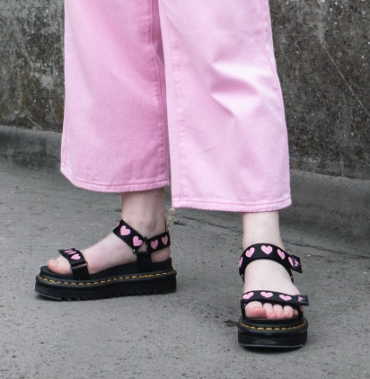 This Dr. Martens x Lazy Oaf Collab Is