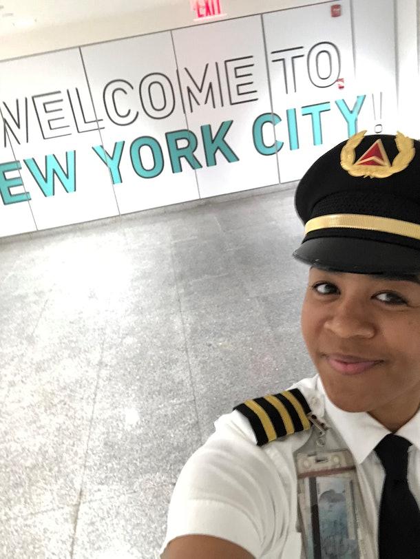 Delta Air Lines Pilot Monique Grayson Is Breaking Barriers ...