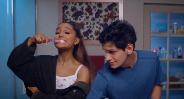 Ariana Grande & Matt Bennett Are Still Friends