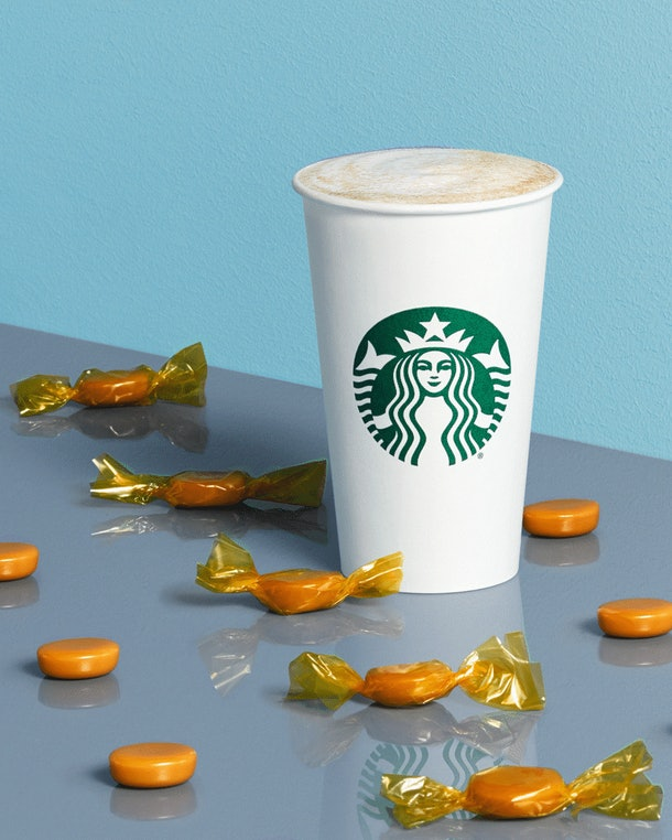 Starbucks' Smoked Butterscotch Latte Is Back For 2020, along with two new dairy-free lattes and a brand-new hot tea.
