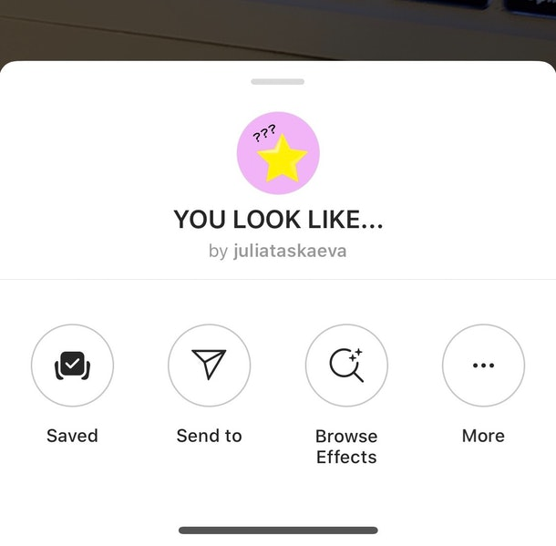 You can search for all those AR Instagram filters.
