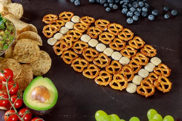 Super Bowl Snacks, Pretzels