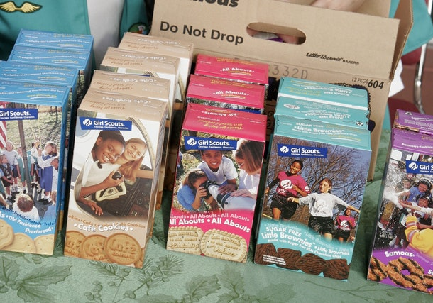 The 2020 Girl Scout Cookie flavors include a new lemon-flavored offering.